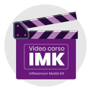 corso influencer media kit