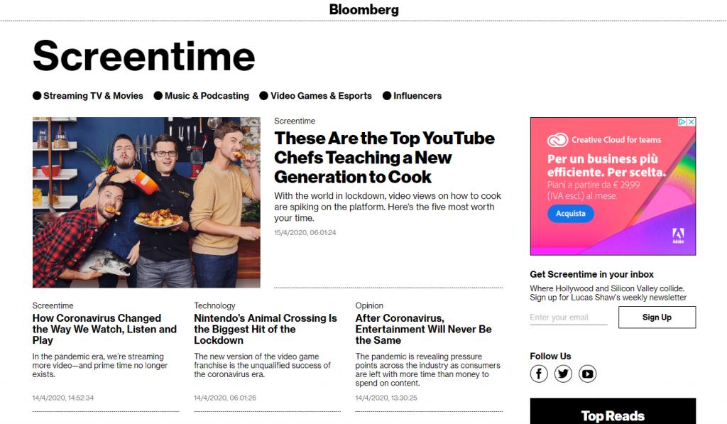 screentime bloomberg